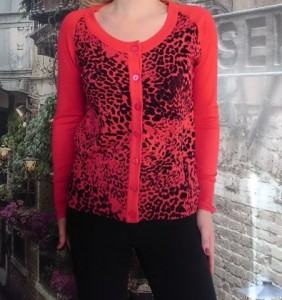 SWETER CORAL